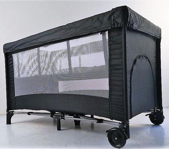 Product: Kekk De Luxe Campingbed - Zwart, van het merk Kekk
