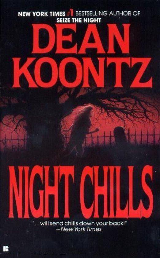 Boek cover Night Chills van Dean Koontz (Onbekend)