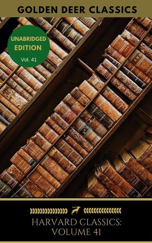 Boek cover Harvard Classics Volume 41 van William Collins (Onbekend)