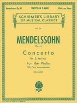 Concerto in E Minor Op.64
