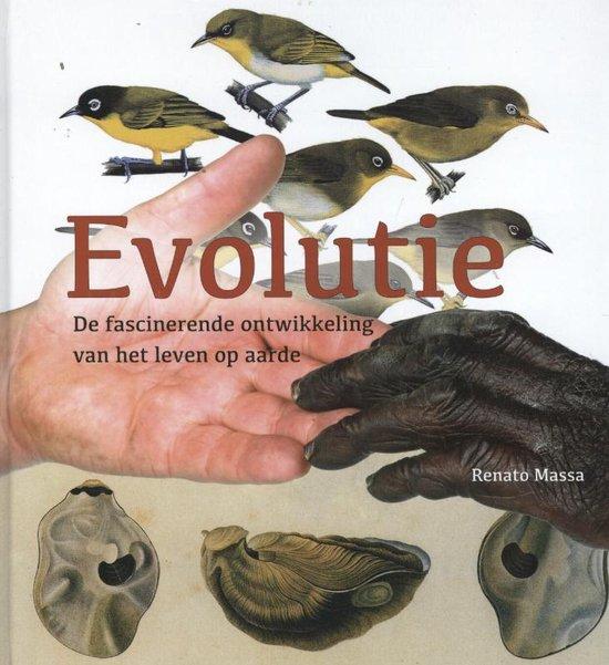 Wetenschappelijke bibliotheek 115 - Evolutie - Renato Massa | Fthsonline.com