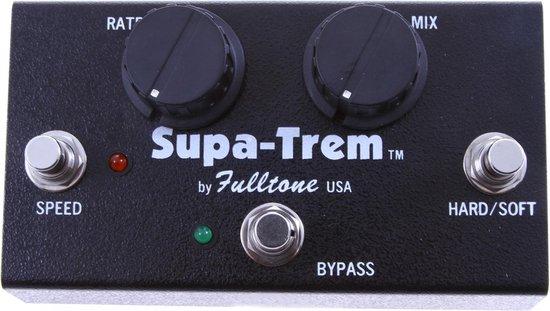 Fulltone Supa-Trem reverb/chorus/vibrato/tremolo pedaal