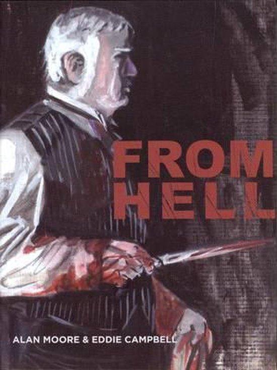 Boek cover From Hell van Alan Moore And Eddie Campbell (Paperback)
