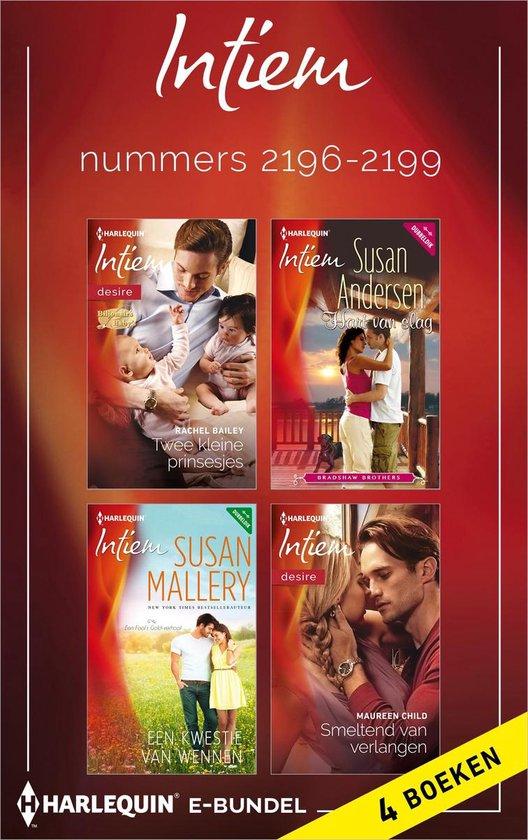 Intiem e-bundel nummers 2196-2199, 4-in-1 - Rachel Bailey |