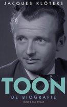 Boek cover Toon van Jacques Kloters (Paperback)