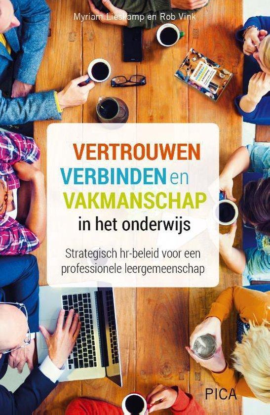 Vertrouwen, verbinden en vakmanschap in het onderwijs - Myriam Lieskamp | Fthsonline.com