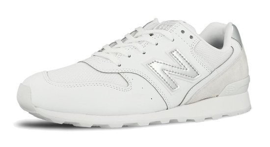 bol.com | New Balance Sneakers Wr 996 Wm Dames Wit Maat 37.5