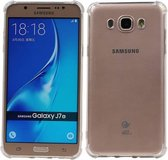BestCases.nl Transparant TPU Schokbestendig bumper case telefoonhoesje Samsung Galaxy J7 2016
