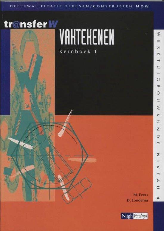 TransferW - TransferW Vaktekenen 1 kernboek - M. Evers |