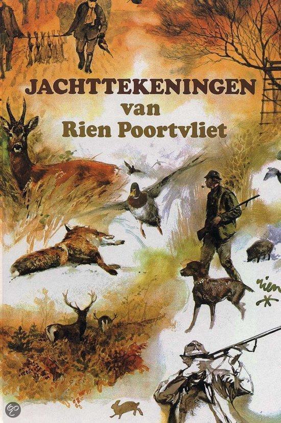 Jachttekeningen van Rien Poortvliet - Rien Poortvliet |