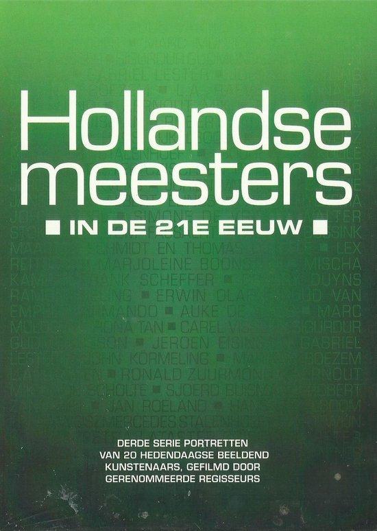 Hollandse Meesters in de 21E Eeuw - Seizoen 3 (2xDVD)