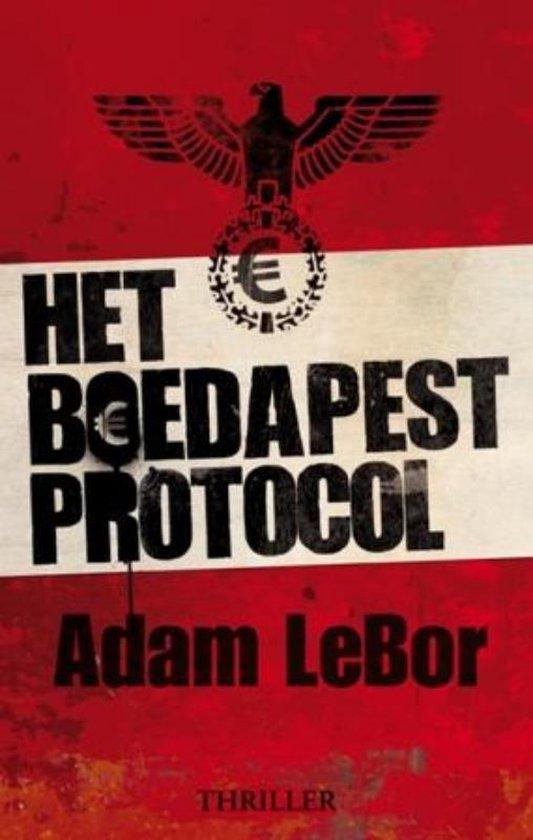 Het Boedapest Protocol - Adam LeBor  
