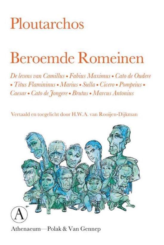 Beroemde Romeinen - Ploutarchos   Fthsonline.com