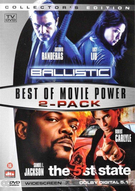 Cover van de film 'Ballistic/51st State'