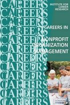 Careers in Nonprofit Organization Management