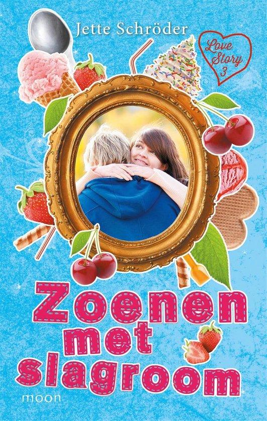 Love Story 3 - Zoenen met slagroom - Jette Schröder |