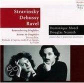 Stravinsky, Debussy, Ravel - Remembering Diaghilev