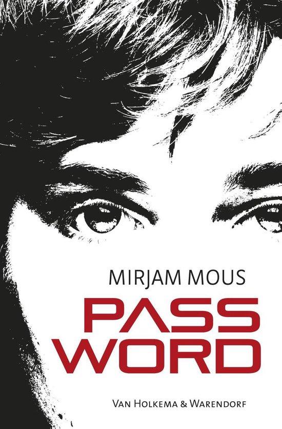 Password - Mirjam Mous pdf epub