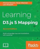 Learning D3.js 4 Mapping -