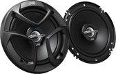 JVC CS-J620 - Auto speaker - Zwart