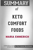 Summary of Keto Comfort Foods by Maria Emmerich
