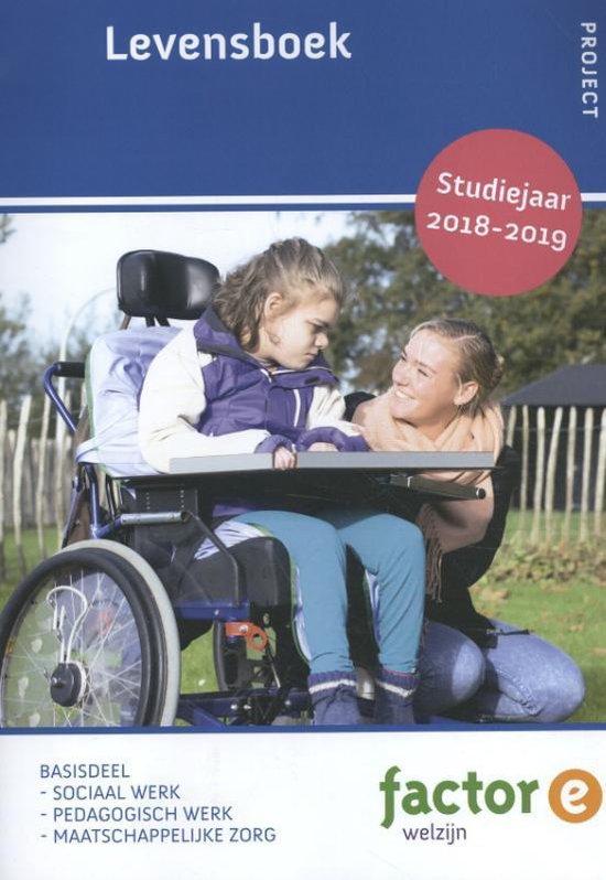 Factor-E - Levensboek 2018-2019 - Edu Actief |