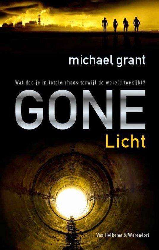 Gone 6 - Licht - Michael Grant  