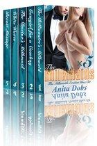 The Milkmaids x5 Box Set