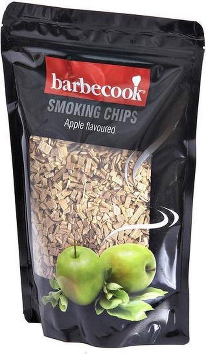 Barbecook Appel Rookchips - Zwart - Barbecook
