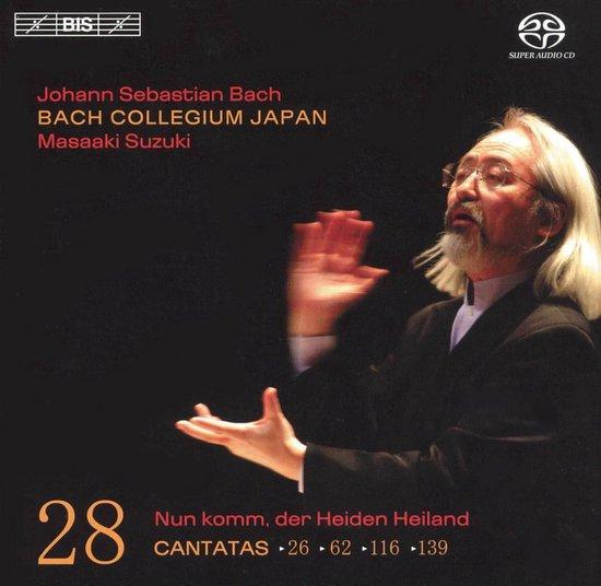 Bach - Cantatas 28