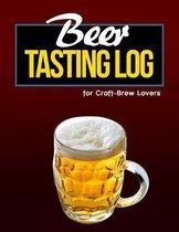 Beer Tasting Log for Craft-Brew Lovers