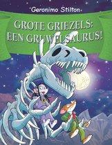 Geronimo Stilton - Grote griezels: een gruwelsaurus!