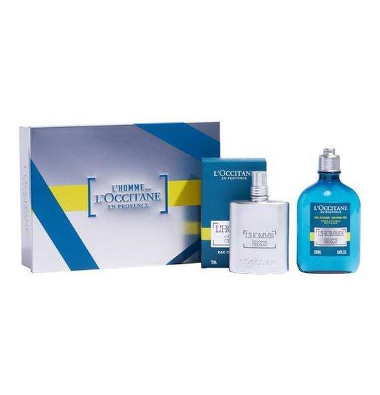 Parfumset voor Heren Eau De Cedrat L´occitane (2 pcs) - L'Occitane