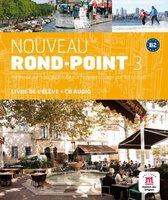 Nouveau Rond-Point 3 livre de L'eleve + CD