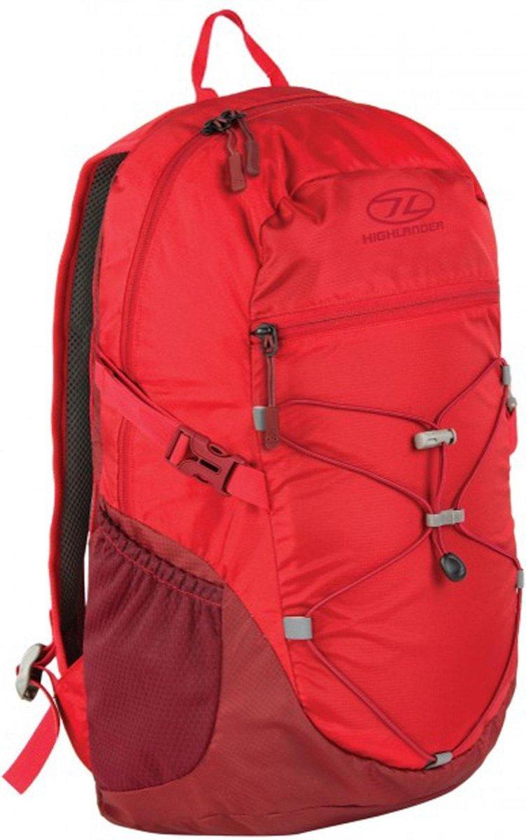 Highlander Backpack - Unisex - rood - Highlander