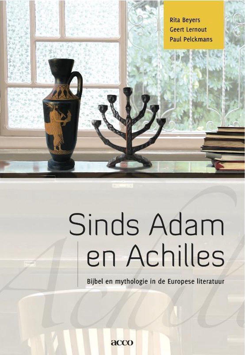 Sinds Adam en Achilles - Rita Beyers