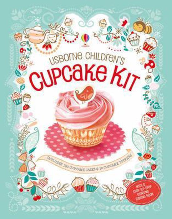 Boek cover Childrens Cupcake Kit van Abigail Wheatley (Paperback)
