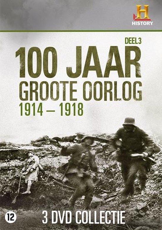 Cover van de film '100 Jaar Grote Oorlog 3'