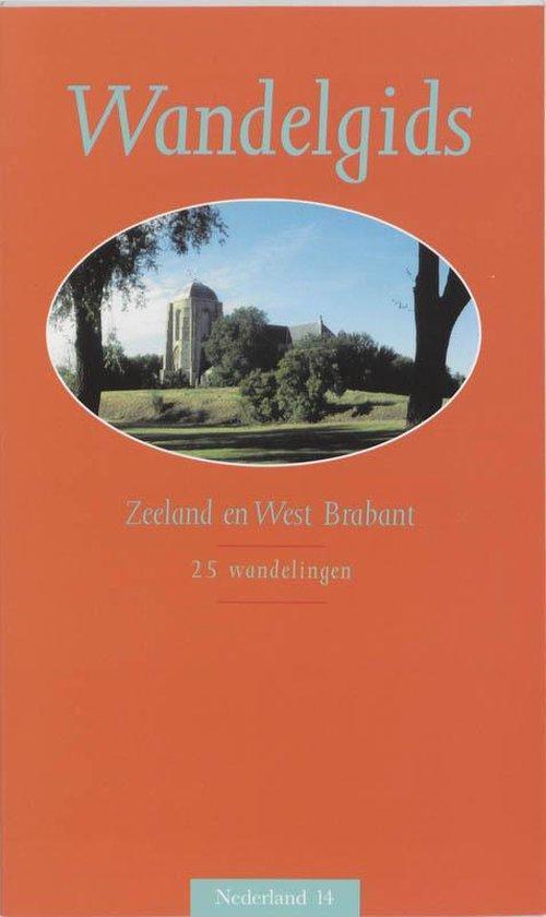 Wandelgids Voor Zeeland En West Brabant - J. Begheyn |