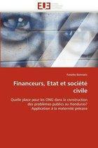 Financeurs, Etat Et Soci�t� Civile