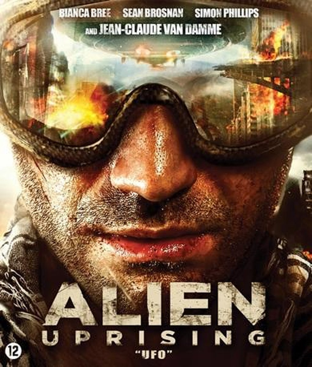 Alien Uprising (Blu-ray) -