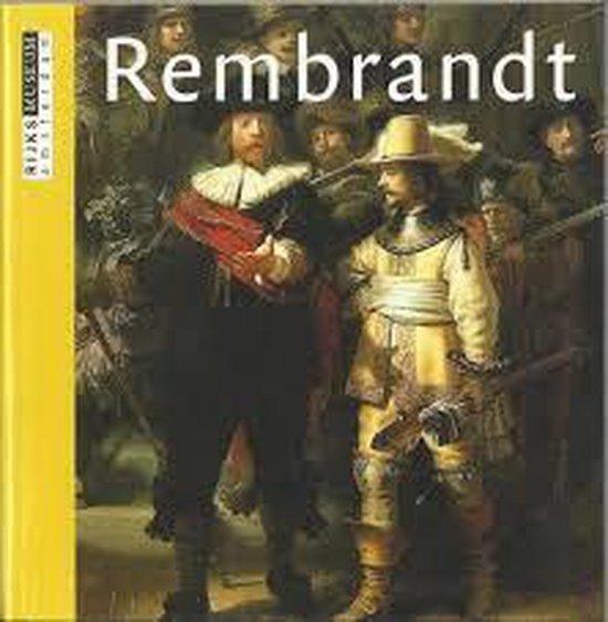Rembrandt - Irma Lichtenwagner |