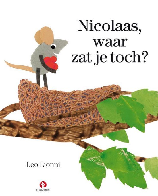 Nicolaas waar zat je toch? - Leo Lionni | Fthsonline.com
