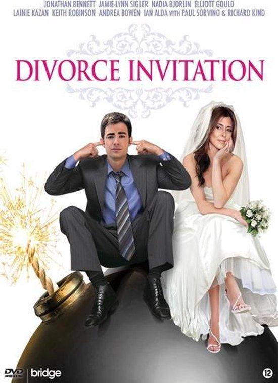 Cover van de film 'Divorce Invitation'