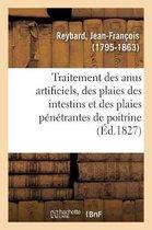 Memoires Sur Le Traitement Des Anus Artificiels, Des Plaies Des Intestins