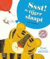 Ssst! De tijger slaapt - mini editie van het Prentenboek van het Jaar 2018