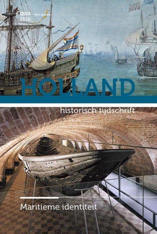 Holland Historisch tijdschrift 48-3 - De maritieme identiteit van Holland - none |