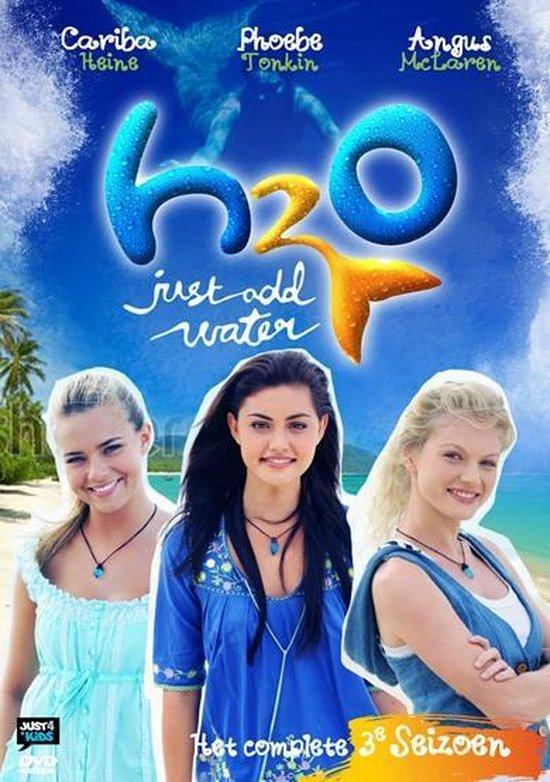 Cover van de film 'H20'