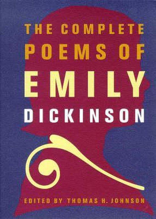 Boek cover The Complete Poems van Emily Dickinson (Paperback)