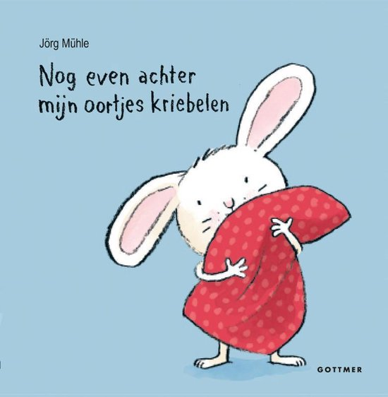 Boek cover Nog even achter mijn oortjes kriebelen van Jorg Muhle (Hardcover)